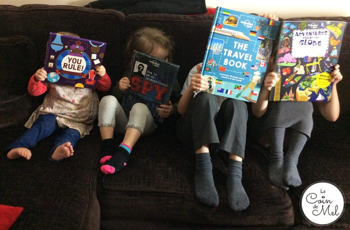 Learning about Espionage, Geography & Politics with Lonely Planet Kids (& a Giveaway)