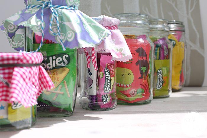 No Junk Present: Healthy, Yummy Jazzy Jars