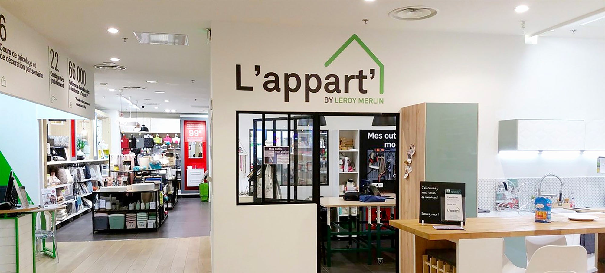 Leroy Merlin Magasin En France Quotatis Quotatis à L Appart De Leroy Merlin Batignolles