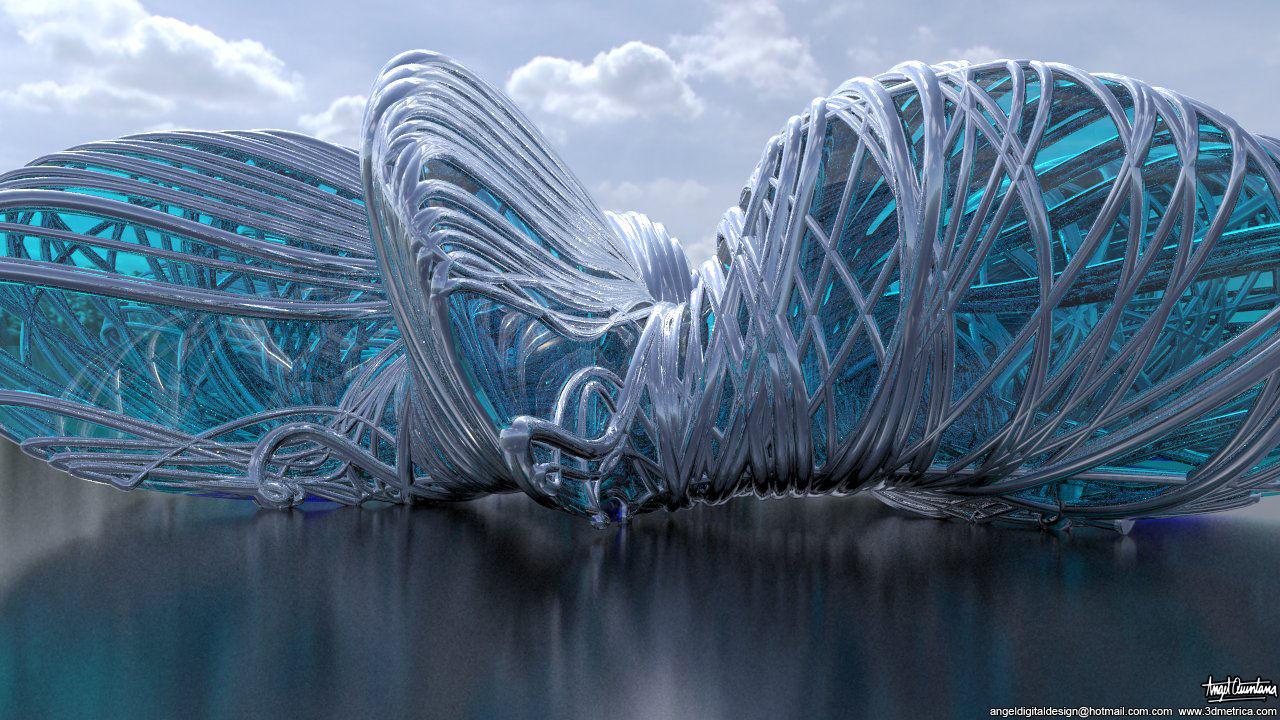 Rhino 3d Wallpaper Parametric Architecture Le Confident
