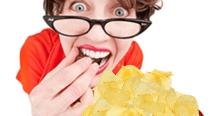 Manger des chips rend Con web