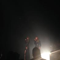 Les Brigitte en concert