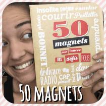 50 magnets pour se lancer des défis fous de Marabout