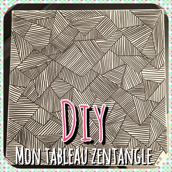 DIY MON-TABLEAU-ZENTANGLE-2