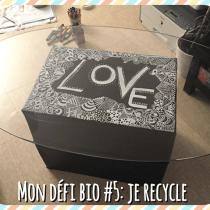 idée pour recycler des cartons