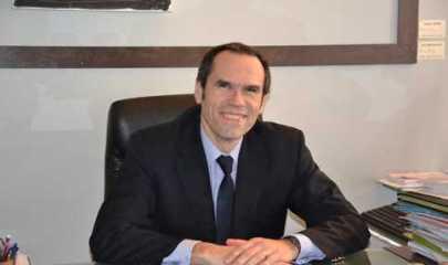 El nuevo Presidente de la COCEF, José Michel Garcia