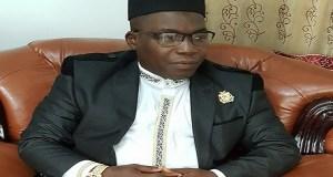 Me Saidouba Kissing Camara, Président de la chambre des huissiers de justice de Guinée