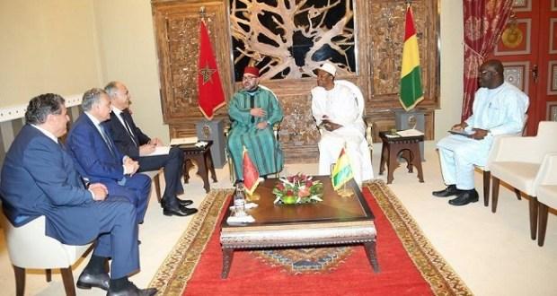 Guinée-Maroc