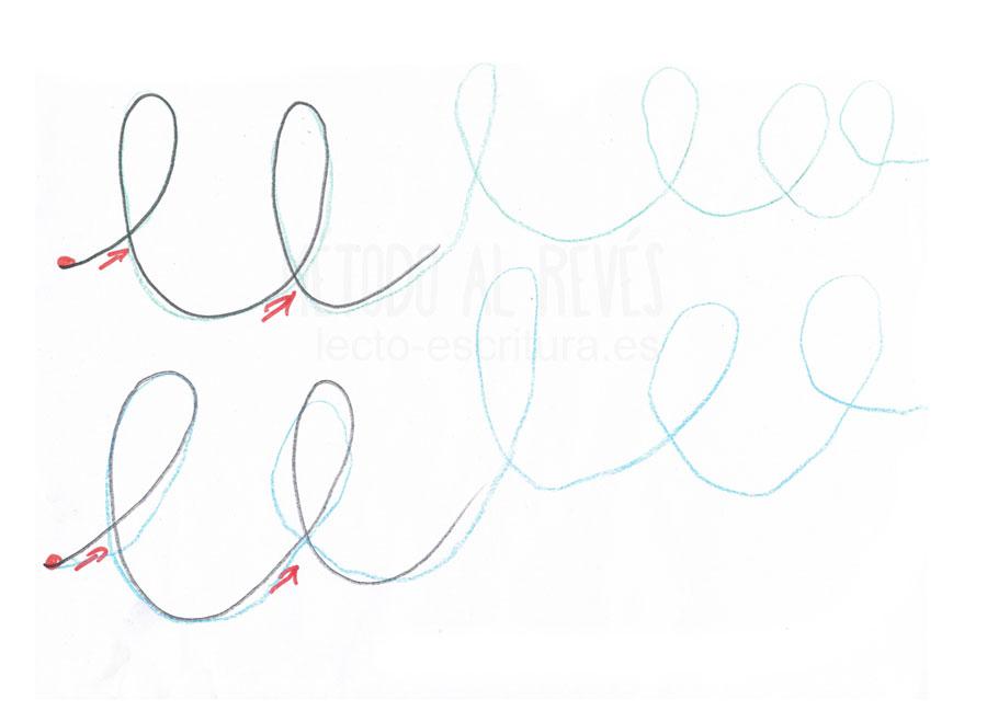 Motricidad fina (Motricidad dinámica manual. Maduración grafomotriz 4)