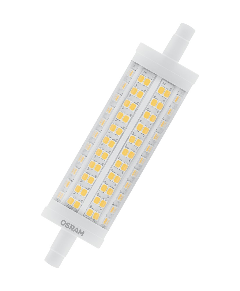 Led R7s Dimmbar Osram Led Superstar Line 118 150 Dimmbare R7s Stablampe 2700k 118 Mm 17.5w=150w