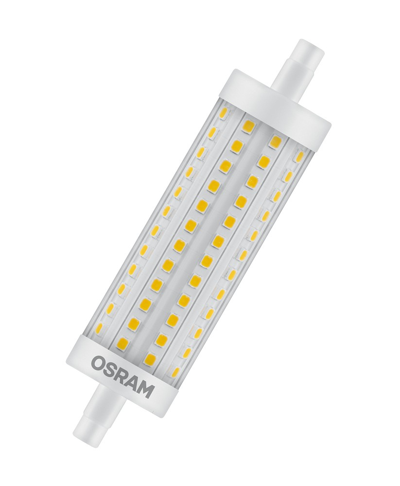 R7s Led Dimmbar Osram Led Superstar Line 118 125 Dimmbare R7s Stablampe 2700k 118 Mm 15w 125w