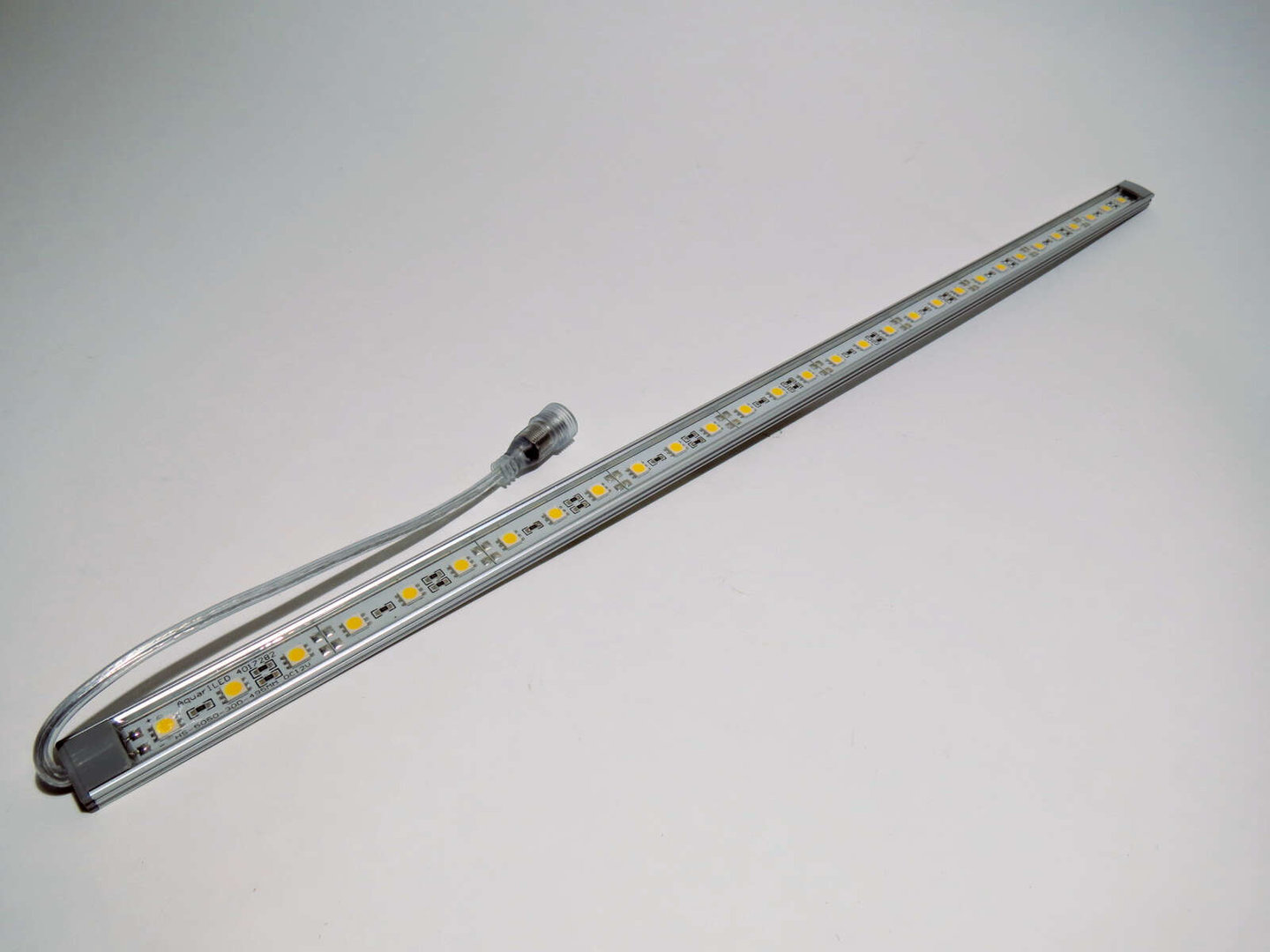 Led Lichtleiste Light Bar 30 Led Smd 51cm In Ip65 Warm White