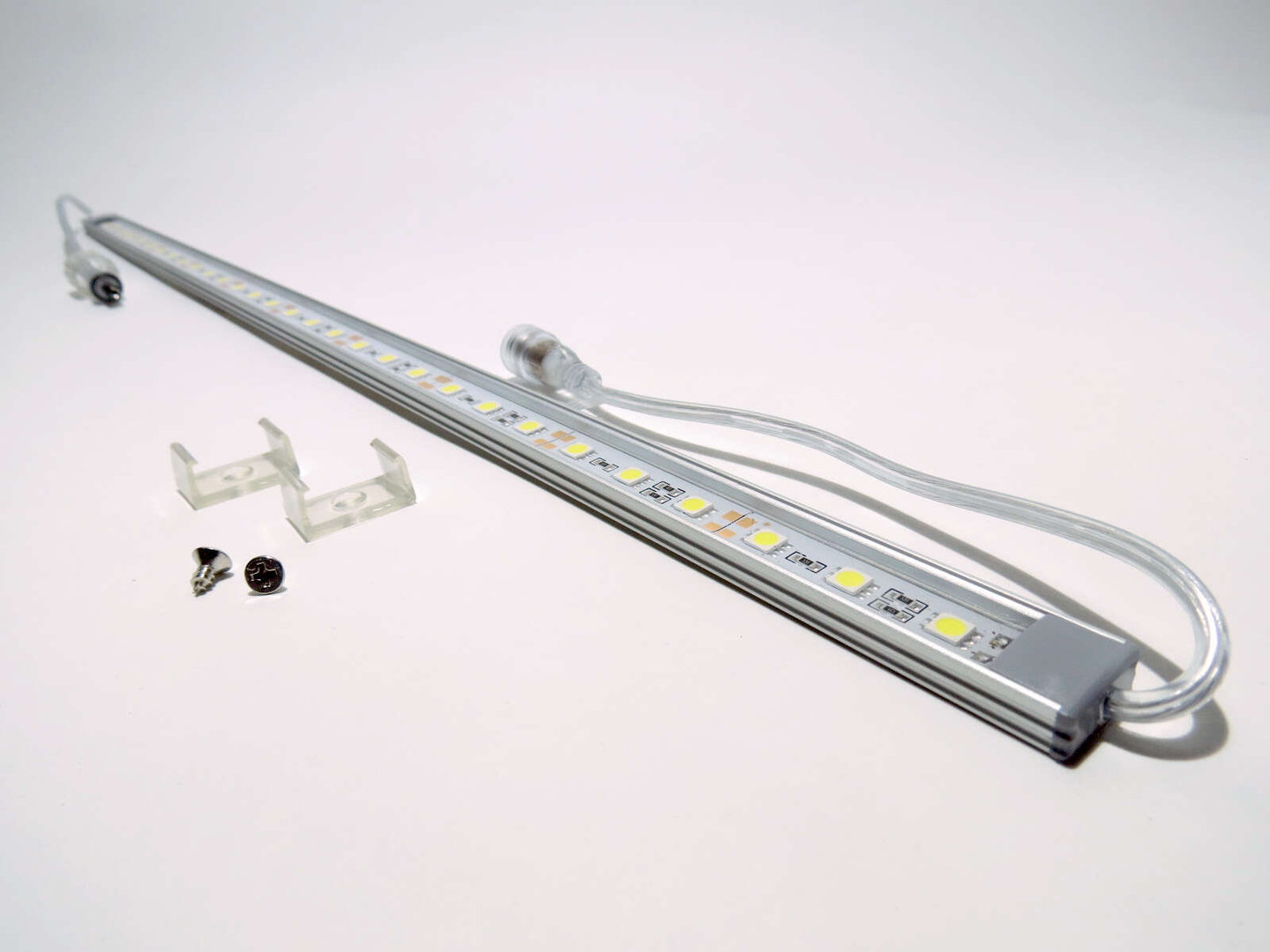 Led Lichtleisten Light Bar 30 Led Smd 51 5 Cm In Out Ip65 Cool White