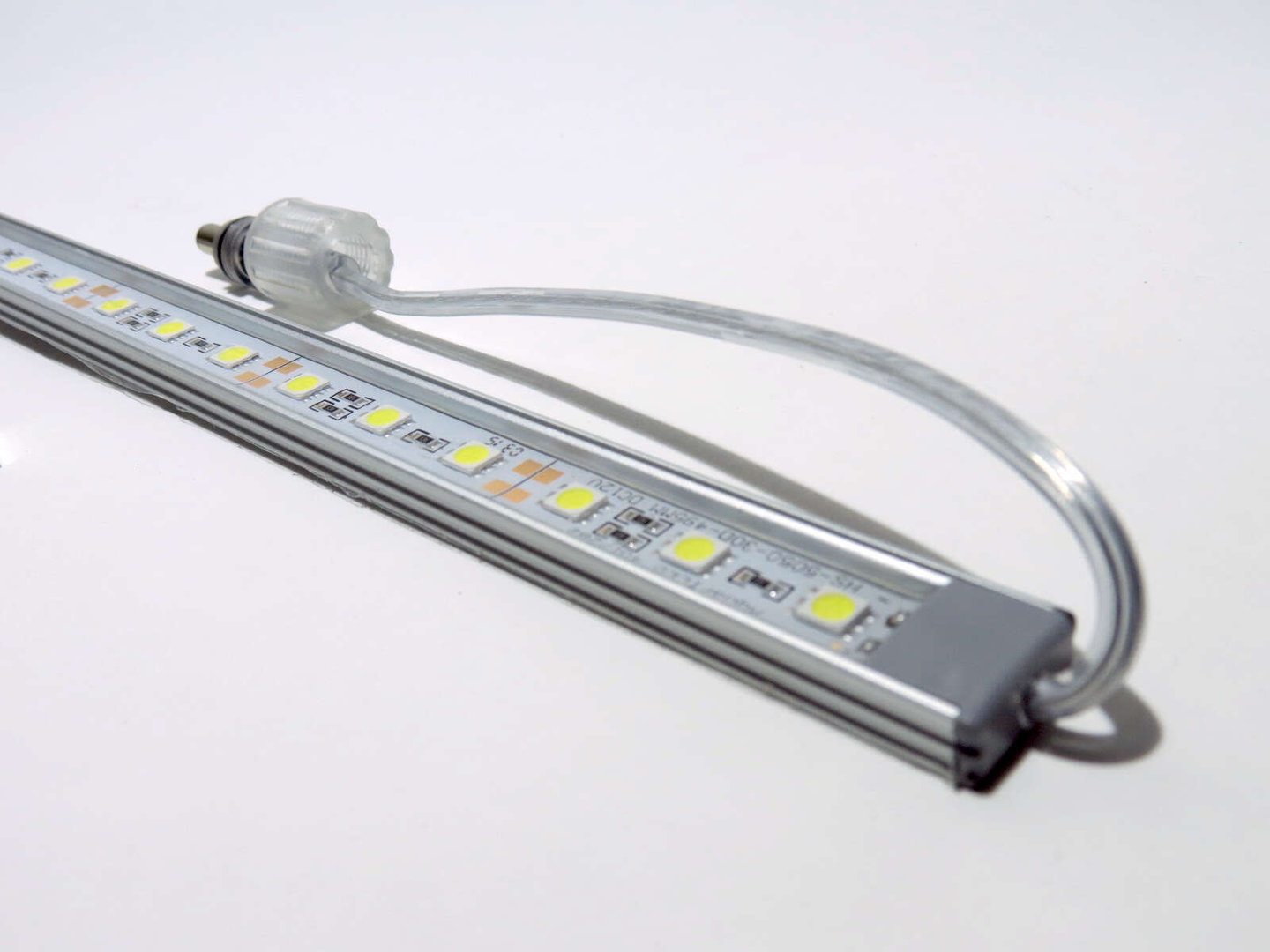 Led Lichtleiste Light Bar 30 Led Smd 51 5 Cm In Out Ip65 Cool White