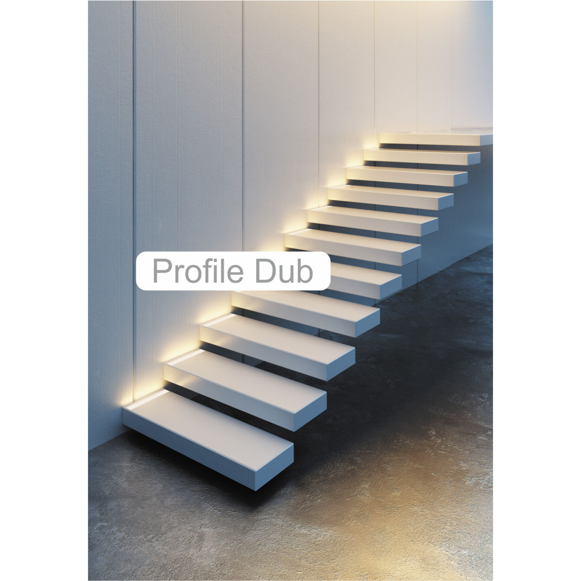 Ruban Led Pour Escalier Escalier Sol Led Production