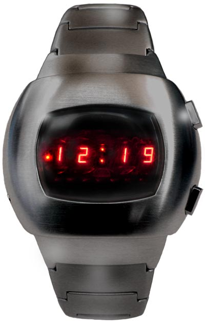 Led. Pictures Of The Space Led Digital Watch Www.led-watch.com