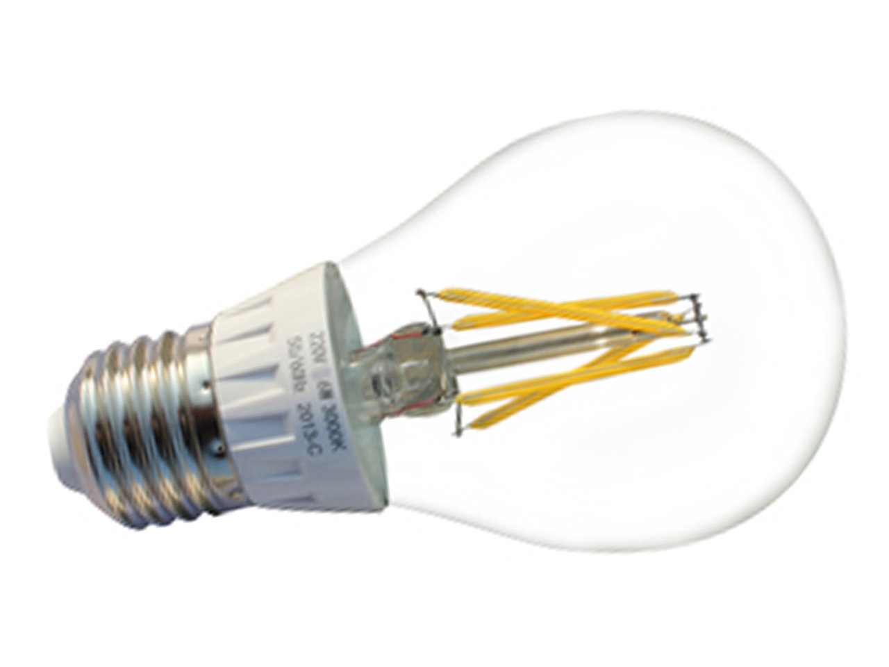 Led Dimmbar E27 Led Filament Birne E27 5w Ca 60w 550lm 2700k Klar Dimmbar