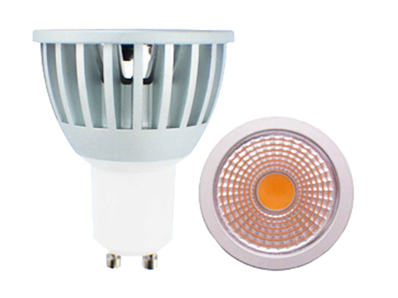 Led Spots Dimmbar Led Spot Gu10 7w 620lm 30 Warmweiss Dimmbar Led Lampen