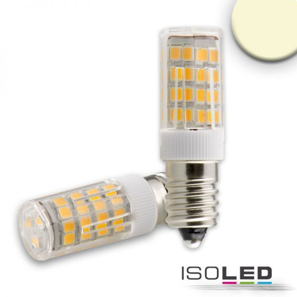 Led Lampen E14 Warmweiß Led Lampe E14 Isoled 3.5w 321lm 51smd Warmweiss - Led Lampen