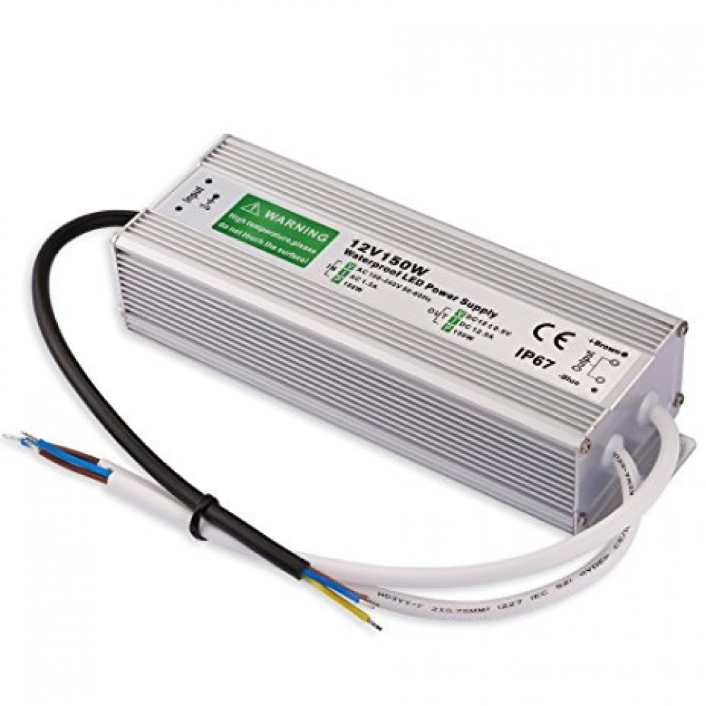 12v Ip67 Waterproof Ip67 Dc 12v Led Driver Power Supply Transformer 12 5a
