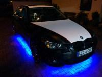 LED Strip 90cm Blau