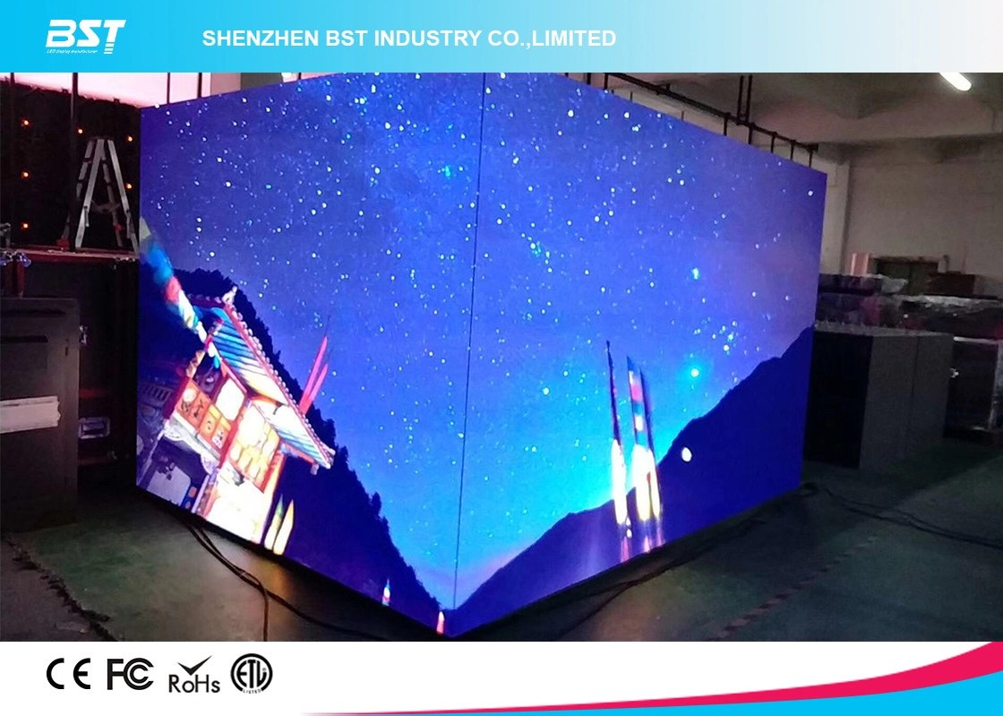 Led Wall China Seamless Splici Indoor Led Video Walls Large Led Display Panels