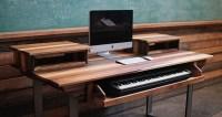 DIY Studio Desk Plans - Custom Fit For Your Needs