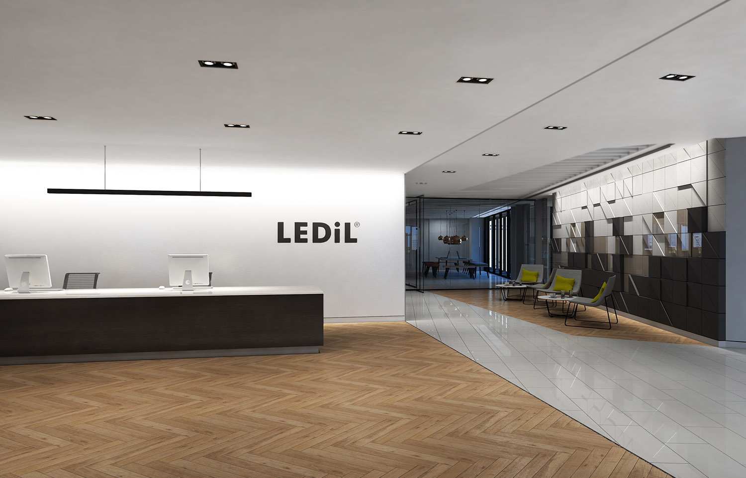 Office Lighting Office Lighting Ledil