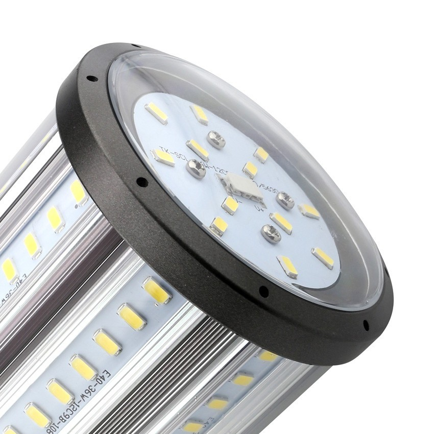 Eclairage Led Ip65 Lampe Led Éclairage Public Corn E27 40w - Ledkia France