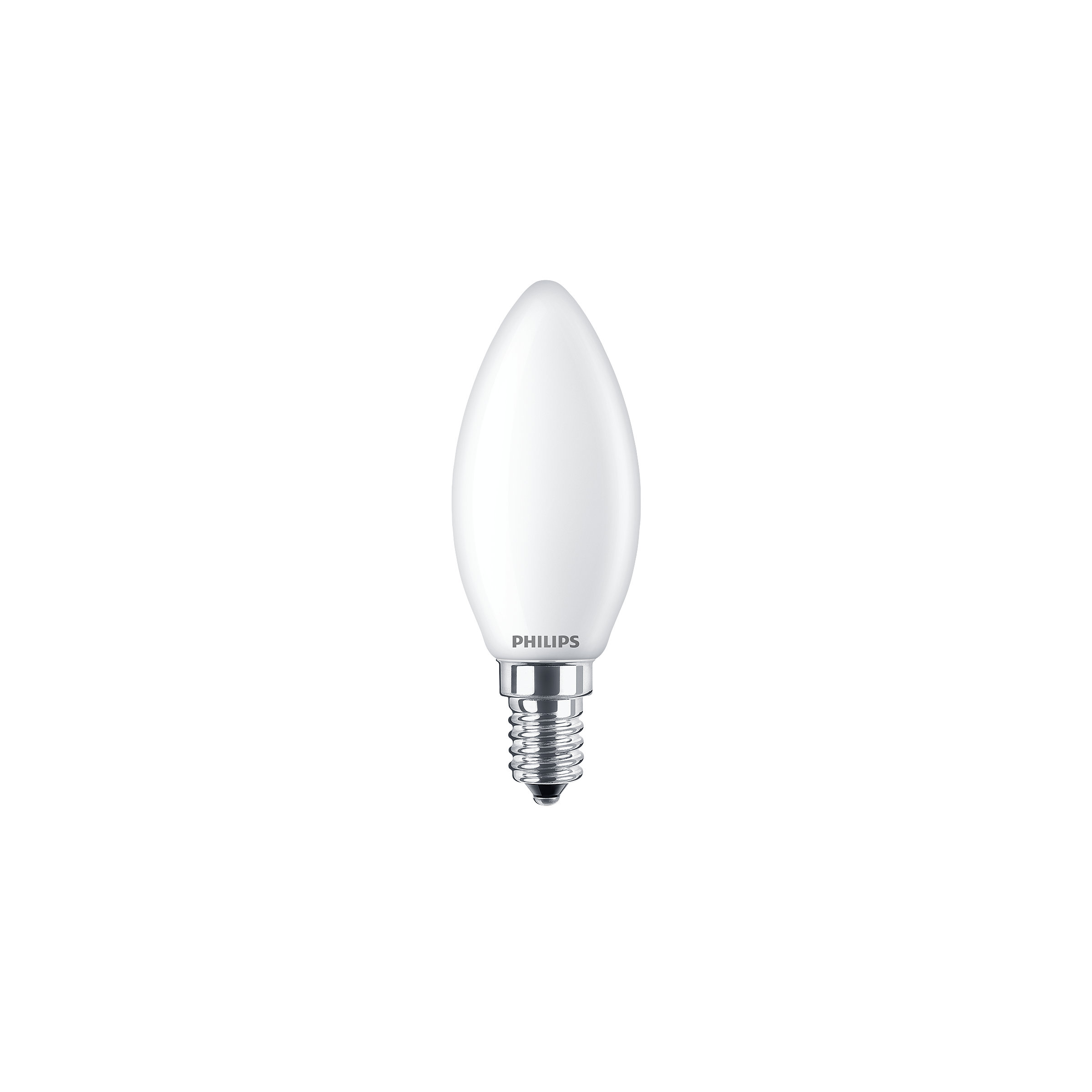 Philips Candle Led Leuchtmittel E14 Länge 97 Mm Warmweiß