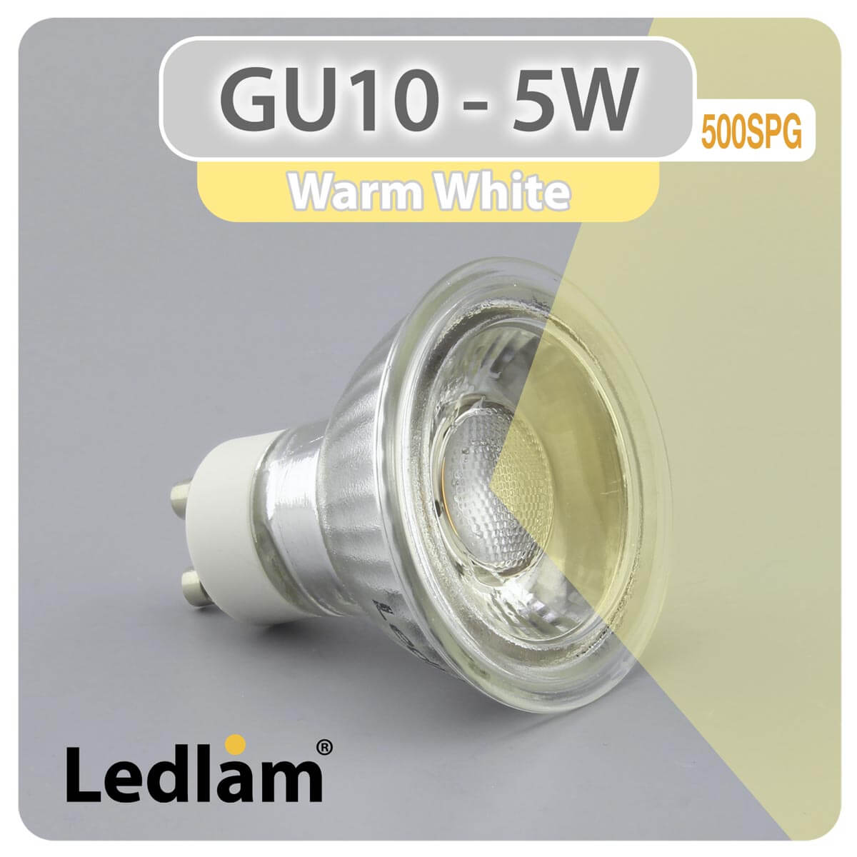 Led Spot Gu10 Gu10 Led Spot Light 5w 500spg