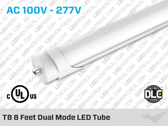 8 ft t8 led tubes