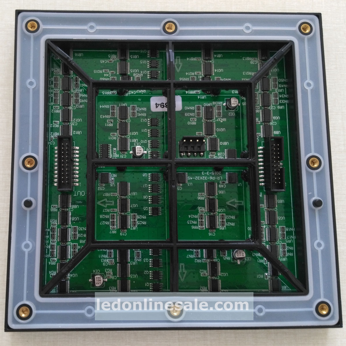 Led Online P6 Outdoor Led Display Module Led Online Sale
