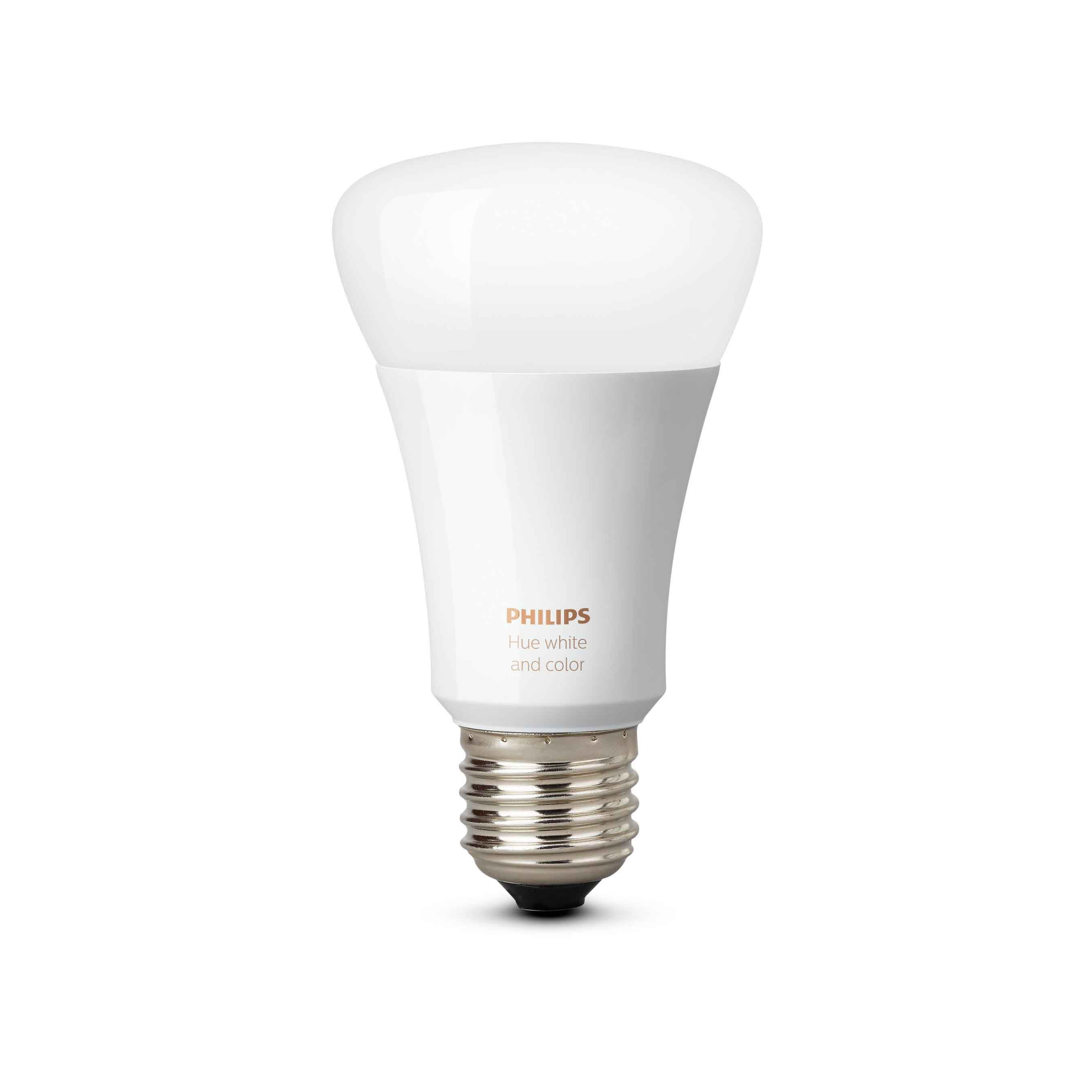 Ledrise High Performance Led Lighting Led Bulb Philips Hue Led E27 Rgbw 10w Smart Light 806lm