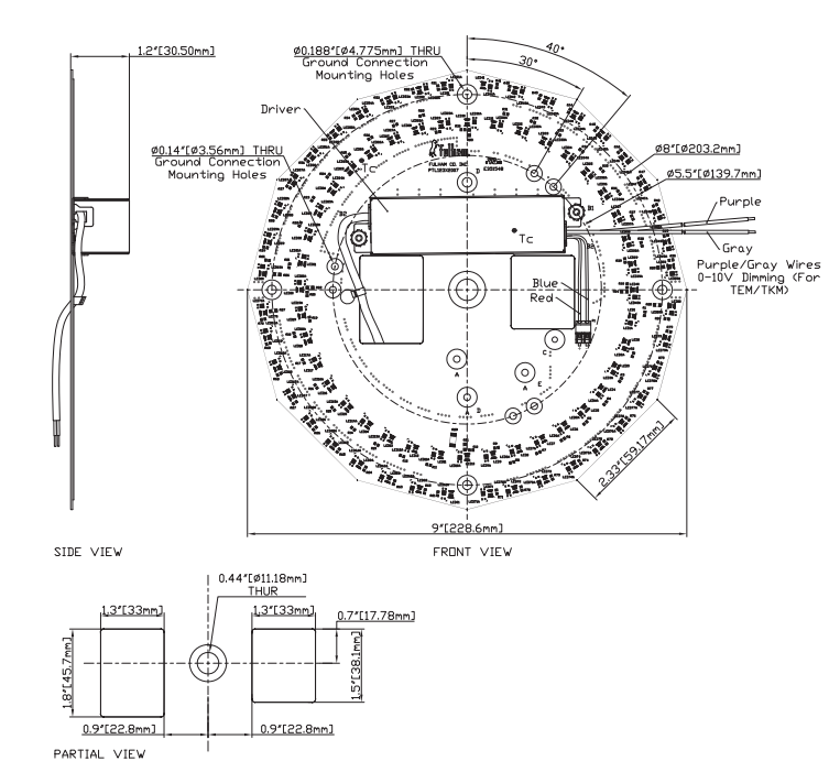 retrofit led t8 wiring diagram