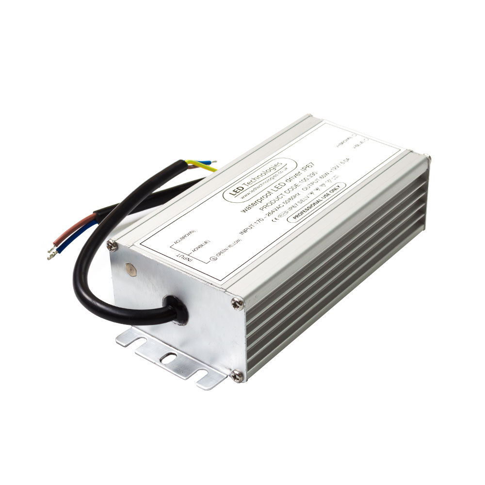 12v Ip67 Ledtech Led Driver 60w 12v Ip67