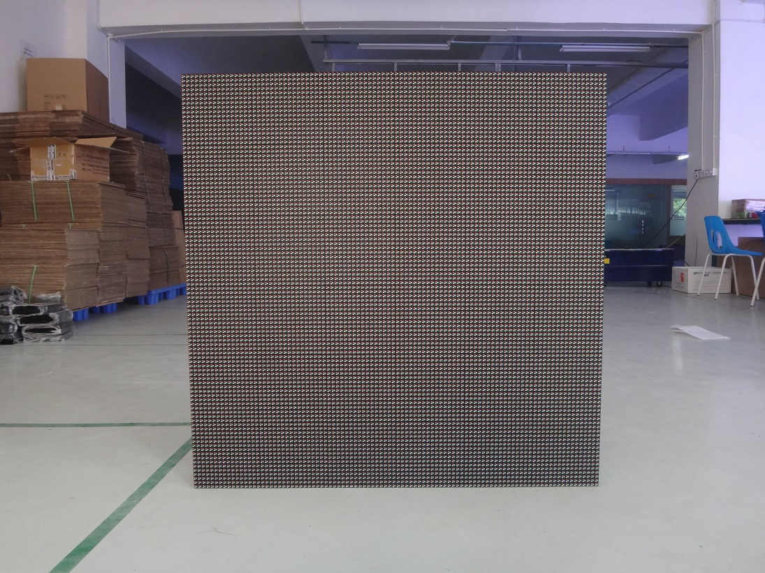 Led Wand Pixel Pitch P10 - Led Wall Le - Led Wände Leipzig