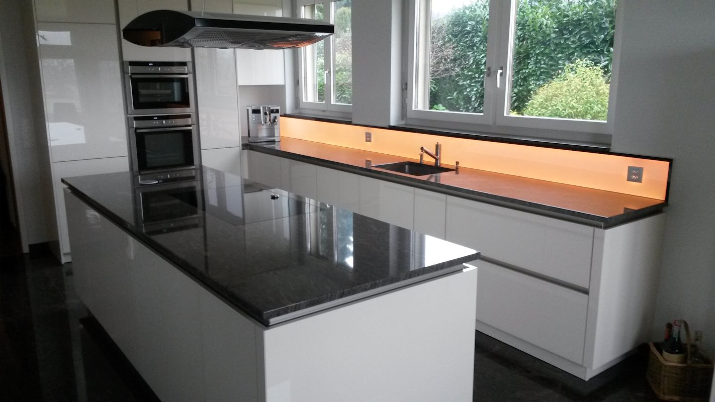 Küchenrückwand Led | Küchenrückwand Mit Foto Und Led ...