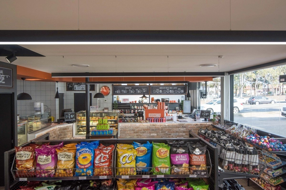 Retail Lighting Stores Sydney Convenience Store Sydney Led World