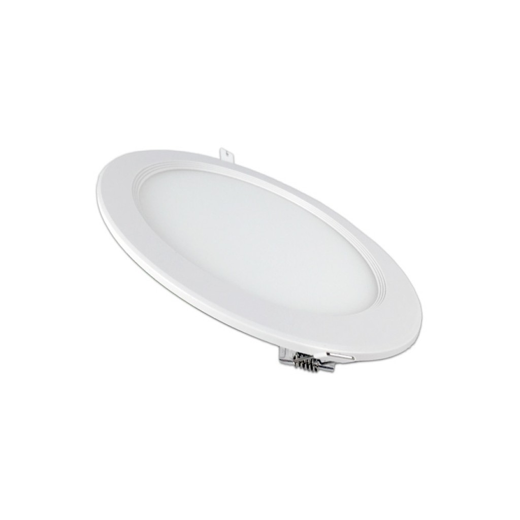 Luces Downlight Led Downlight Led 24w Alta Luminosidad Luz Neutra