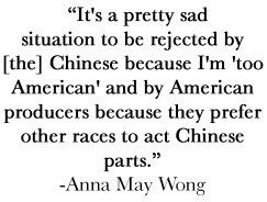 Anna May Wong quote