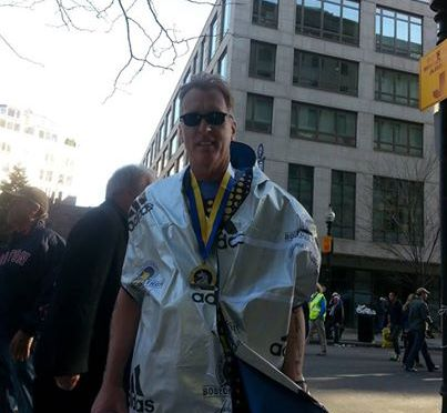My Brother, The Runner – Boston Marathon 2014