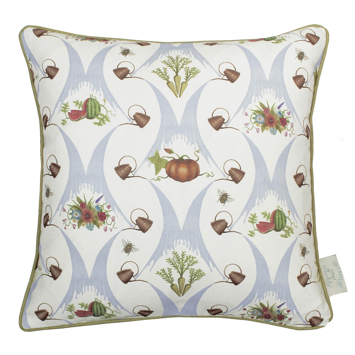 The Chateau By Angel Strawbridge Watering Can Harvest Cushio