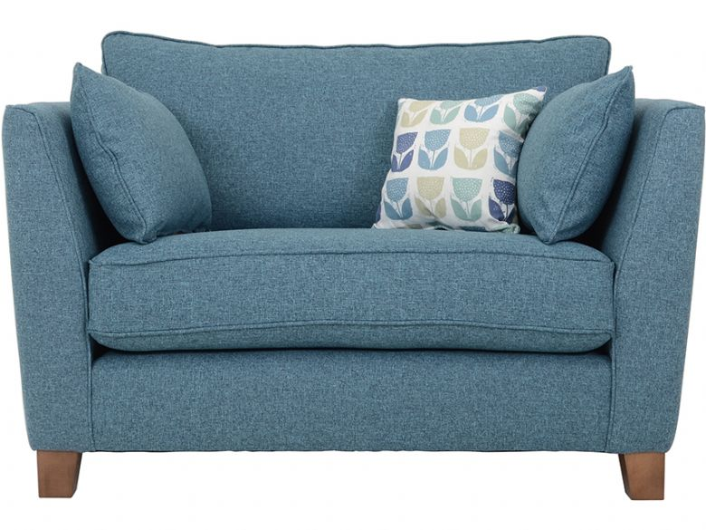 Sofas For Sale Birmingham Norton Modern Fabric Snuggler Chair - Lee Longlands