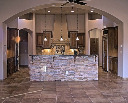 Stunning kitchen in the North Valley by Lee Michael Homes