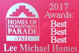 parade of homes 2017 best awards