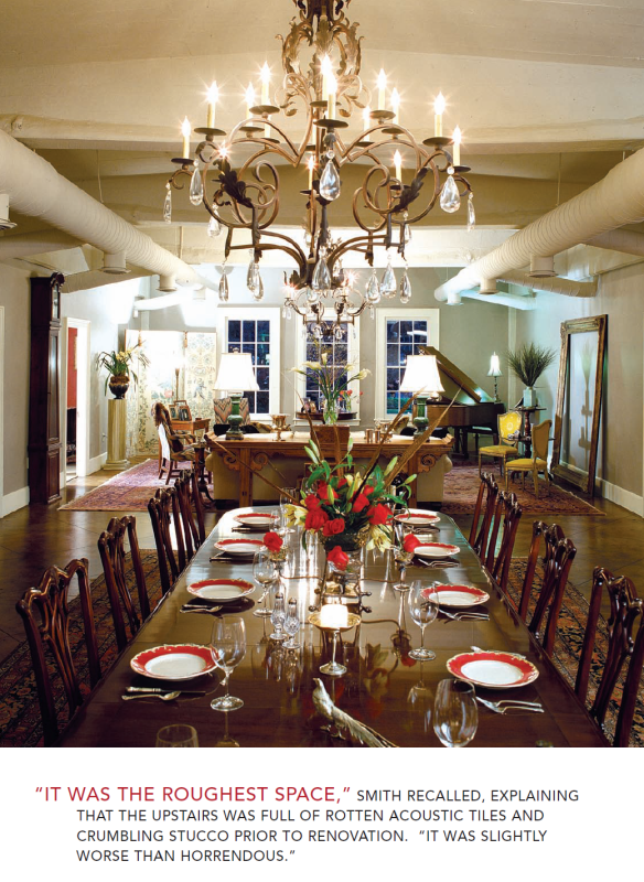 Lee Smith - Dining Area