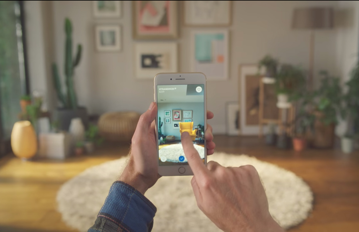 Apps That Let You Design A House Ikeas New Augmented Reality App Lets You Try Out