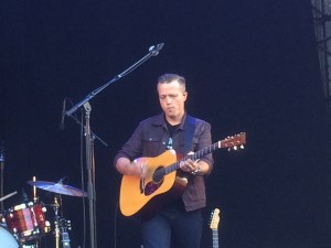 Jason Isbell leverte en strålende konsert på Øya. (Foto: Leif Gjerstad)