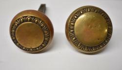 Small Of Brass Door Knobs
